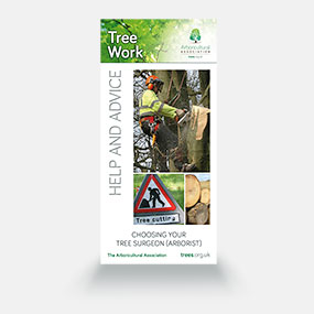 Choosing Your Arborist – 500 copies