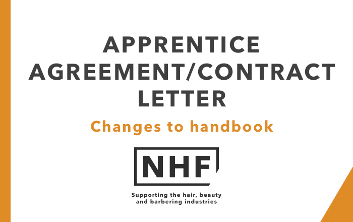 Apprenticeship Agreement Contract Template Letter