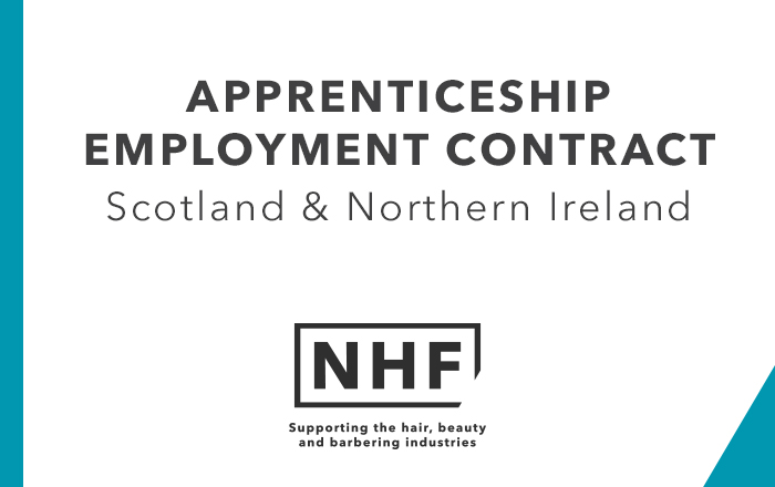 Apprenticeship Employment Contract Scotland and Ireland