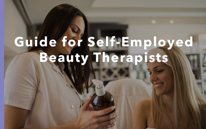 Being a Self-employed Beauty Therapist Guide