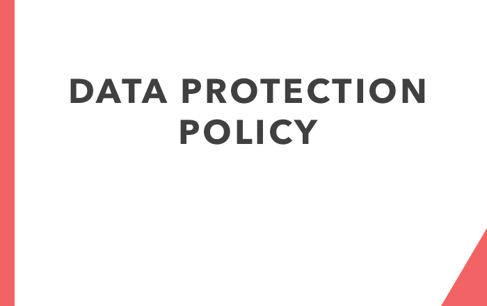 Data Protection Policy for Employees