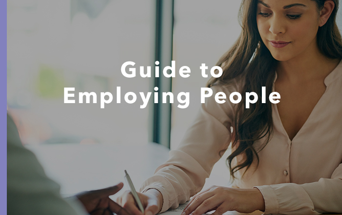 Guide to Employing People