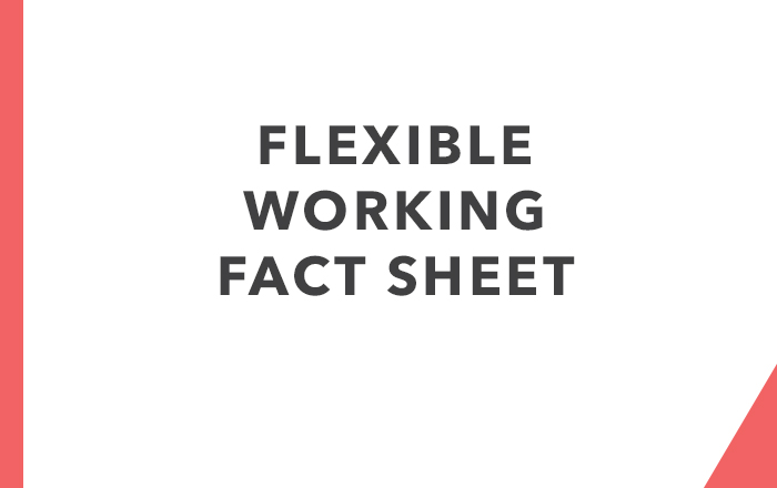 Flexible Working Fact Sheet