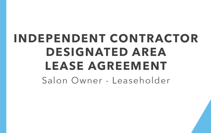 ICA - Designated Area Leaseholder