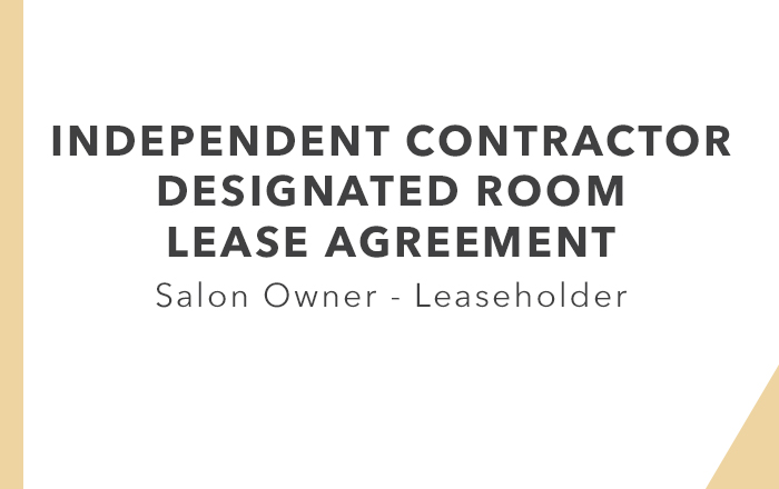 ICA - Designated Room Leaseholder