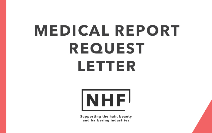 Medical Report Request Letter