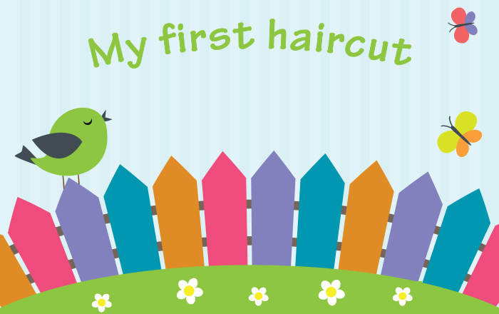 First Hair Cut Certificate