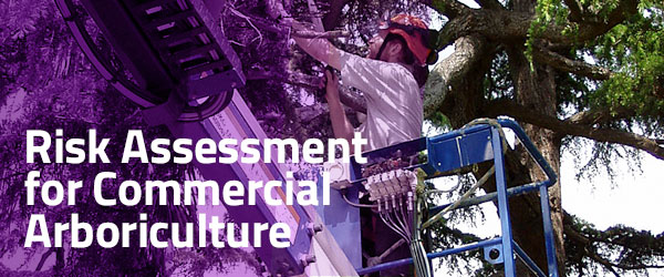 Risk Assessment for Commercial Arboriculture